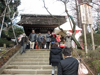 深大寺の山門