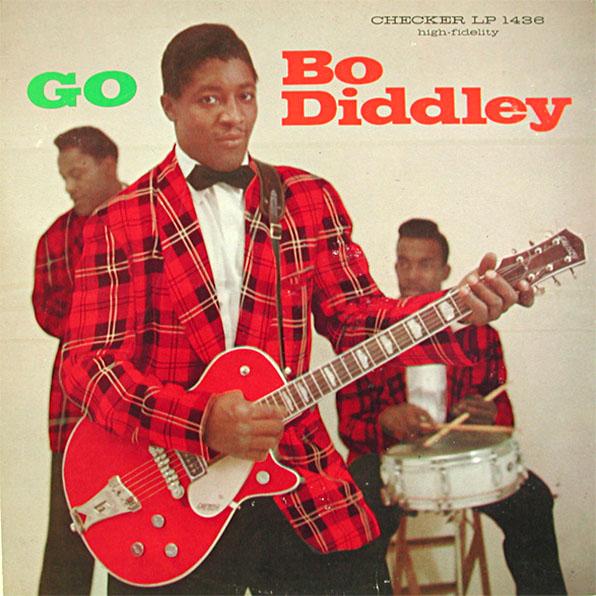 Go Bo Diddley / Bo Diddley * 1959 Checker - 50's Pioneers
