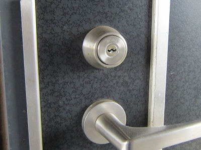マンション 玄関鍵交換 14612