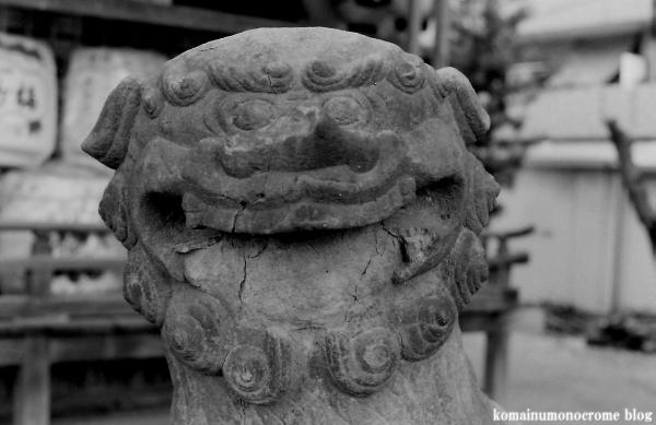 澪標住吉神社(大阪市此花区伝法)2