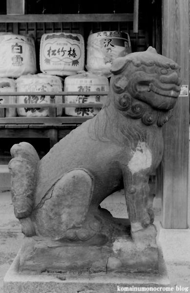澪標住吉神社(大阪市此花区伝法)3