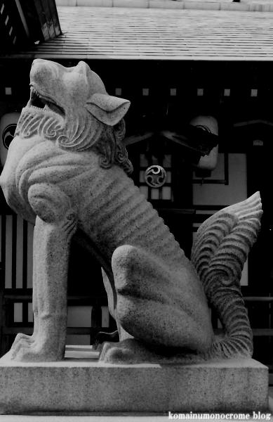 三社神社(大阪市港区磯路)1