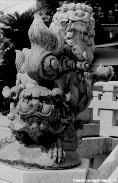 難波八阪神社(大阪市浪速区元町)3