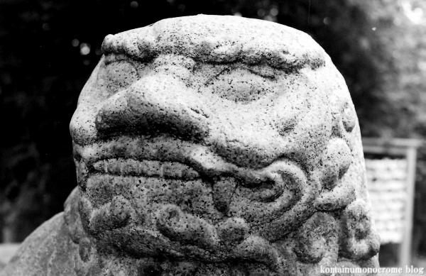 安居神社(大阪市天王寺区逢坂阪)4