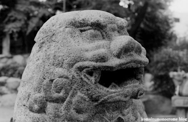 安居神社(大阪市天王寺区逢坂阪)2