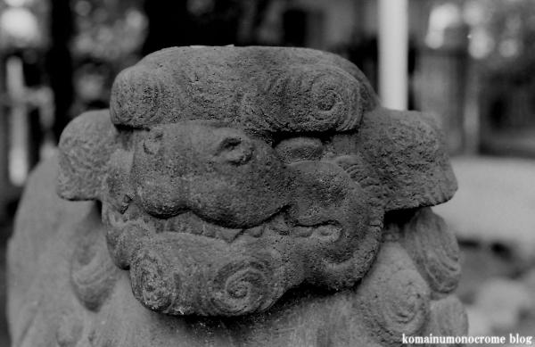 前野熊野神社・東熊野(板橋区前野町)4