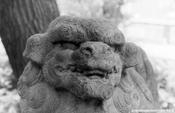 前野熊野神社・東熊野(板橋区前野町)2