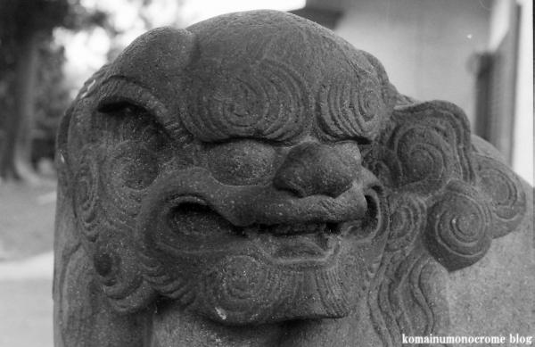 前野熊野神社・西熊野(板橋区前野町)2