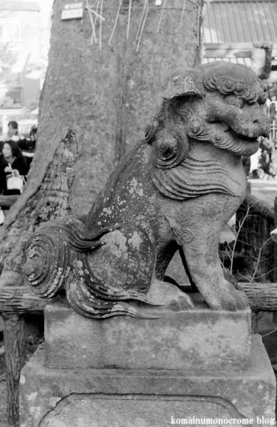 豊田神社(江戸川区東瑞江)3