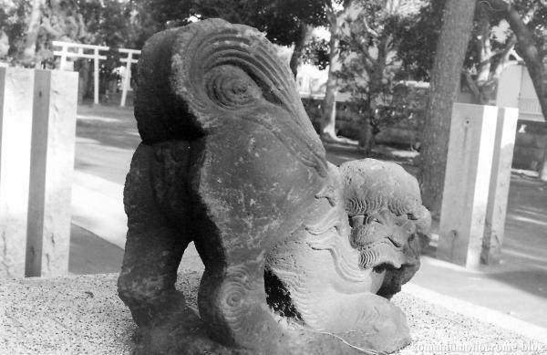 二之江神社(江戸川区江戸川)4