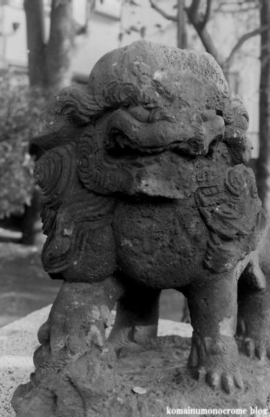 二之江神社(江戸川区江戸川)2
