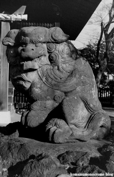 豊田神社(江戸川区東瑞江)5