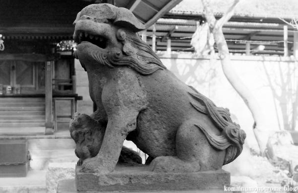 稲荷神社(江戸川区船堀)5
