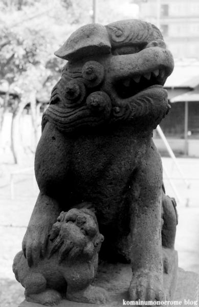 稲荷神社(江戸川区船堀)8