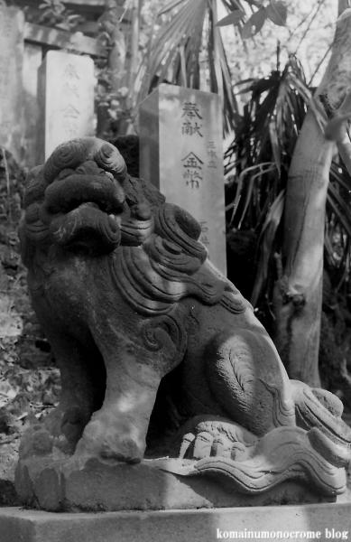 浅間神社(江戸川区上篠崎)1