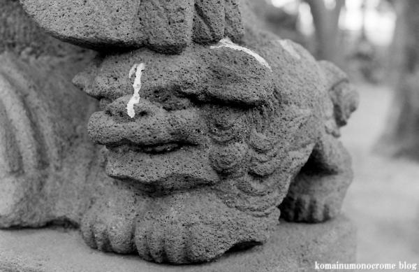 新堀日枝神社(江戸川区新堀)5