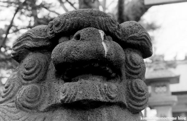 新堀日枝神社(江戸川区新堀)4