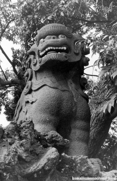 天祖神社(江戸川区大杉)4