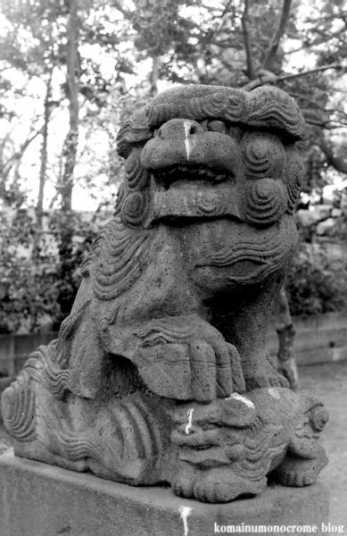 新堀日枝神社(江戸川区新堀)3