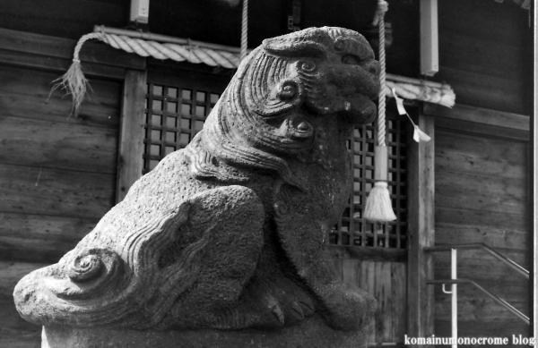 本一色天祖神社(江戸川区本一色)3