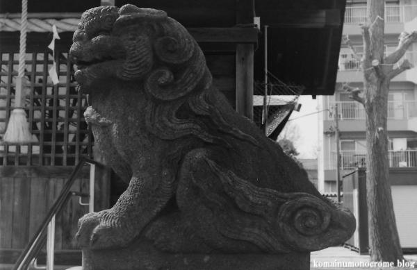 本一色天祖神社(江戸川区本一色)1