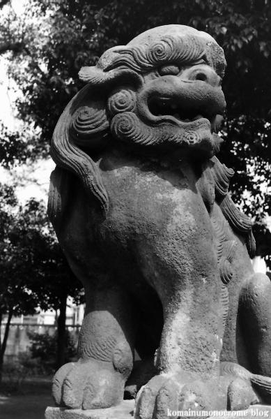 香取神社(江戸川区中央)2