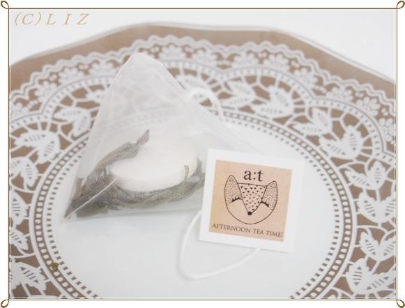 【a:tfox】TEA TOCウォータークリアタブレット