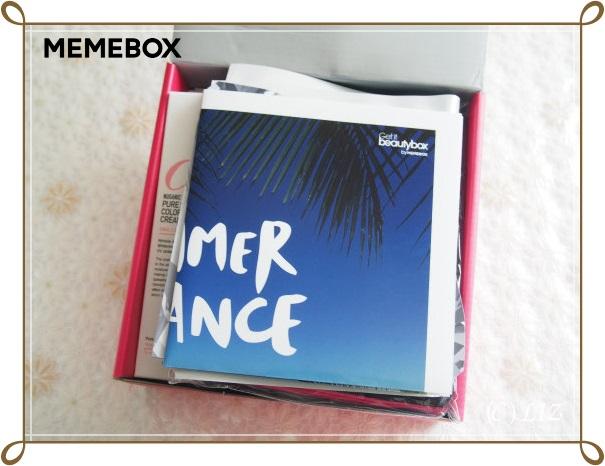 MEMEBOX2014年7月