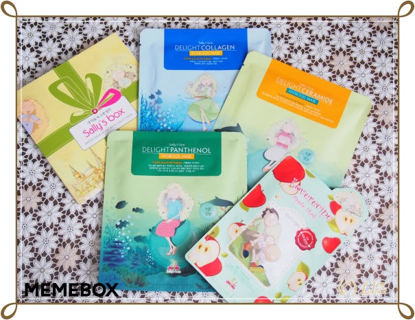 2014年8月MEMEBOX