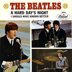 Beatles - A Hard Days Night1