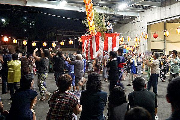 盆踊り14
