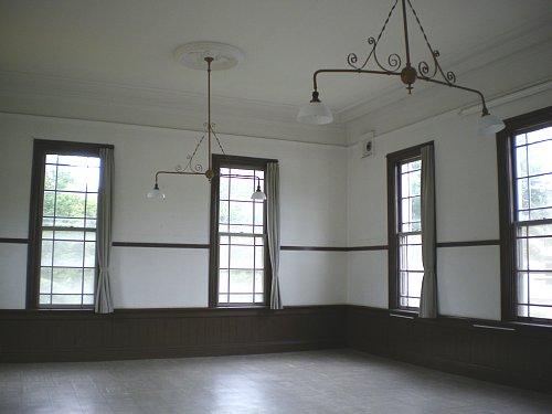 旧弘前偕行社・撞球室