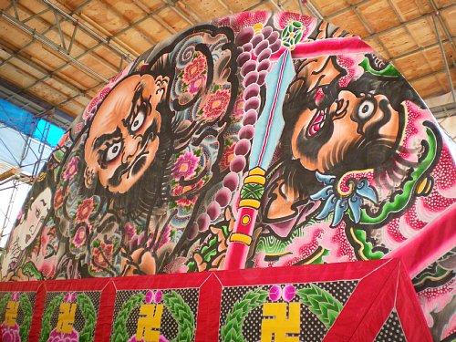 弘前ねぷた新寺町2013