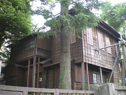 成瀬仁蔵邸