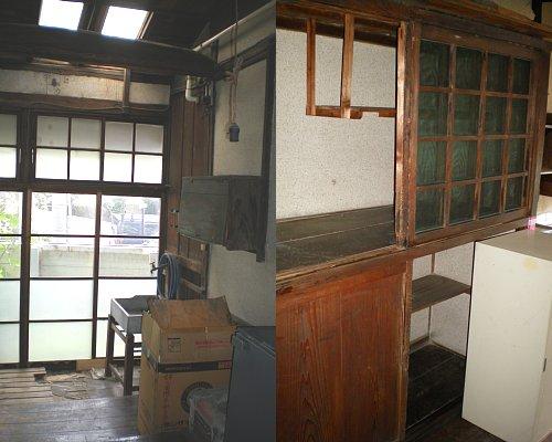 成瀬仁蔵邸・台所