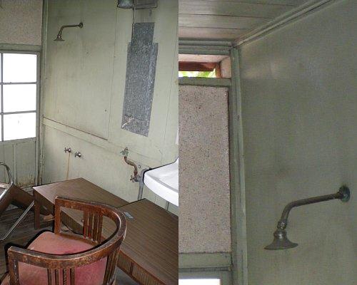 成瀬仁蔵邸・浴室