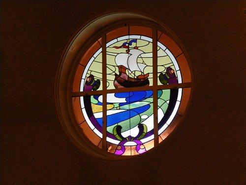 大阪市中央公会堂・中集会室 窓