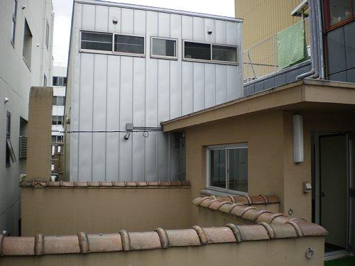 江戸堀コダマビル・屋上2