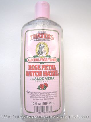 thayers rose