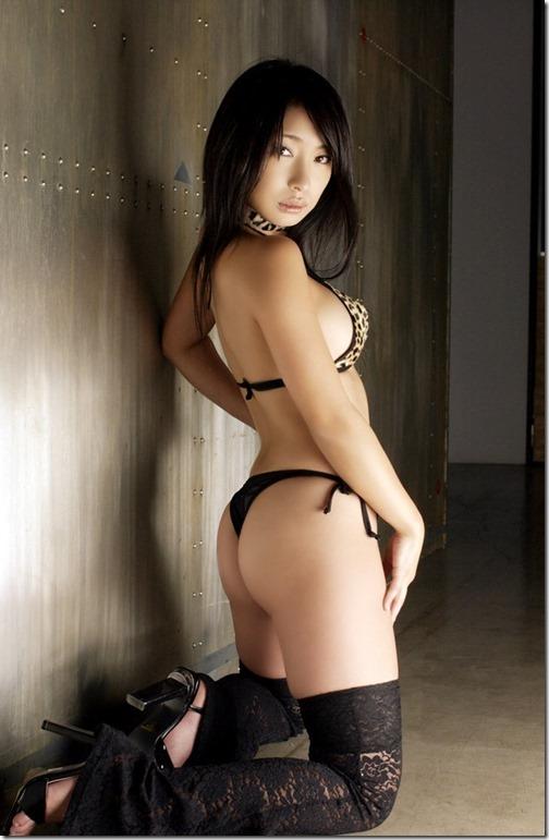 【下着エロ画像】こんな風に誘われてみたいエロ下着・勝負下着のお姉さん18-s