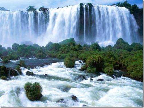 世界の射精から;【アルゼンチンArgentina編】南米のポルテーニャ(porteña)キミとラプラタ川を上らん00イグアスの滝