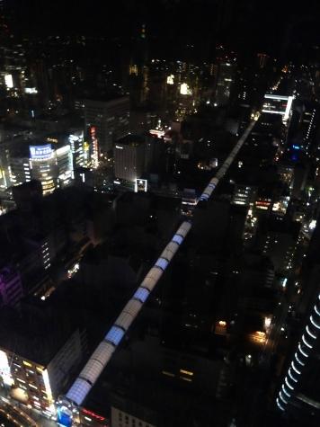 仙台の夜景(AER 31階より)