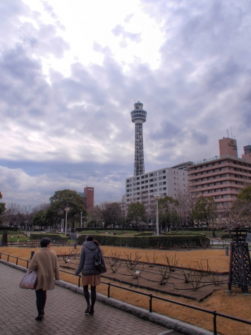 横浜 山下公園【HDR工房】