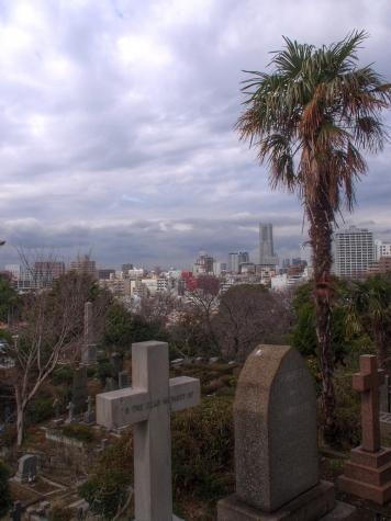 横浜 外国人墓地【HDR工房】