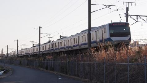 E531系 電車