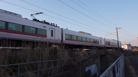 E657系 電車 特急「スーパーひたち50号」