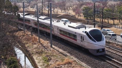 E657系 電車 特急「スーパーひたち7号」