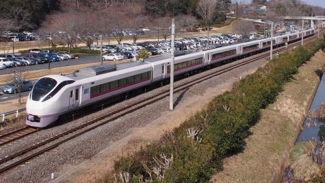 E657系 電車 特急「スーパーひたち22号」