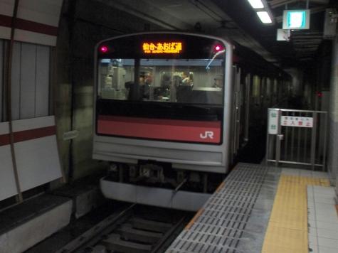 仙石線 205系 電車