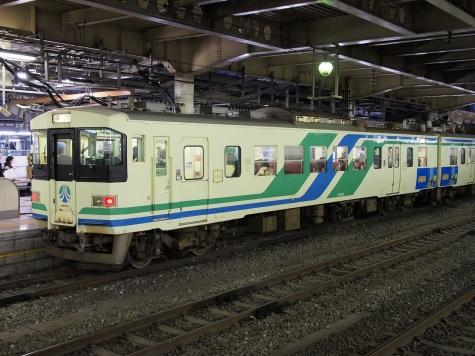 阿武隈急行 8100系 電車